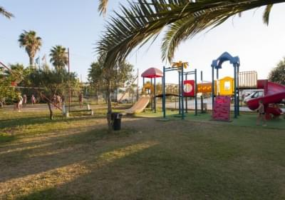 Villaggio Turistico Camping Sporting Club Village